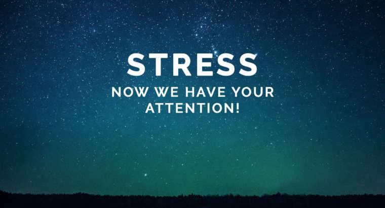 Stress!